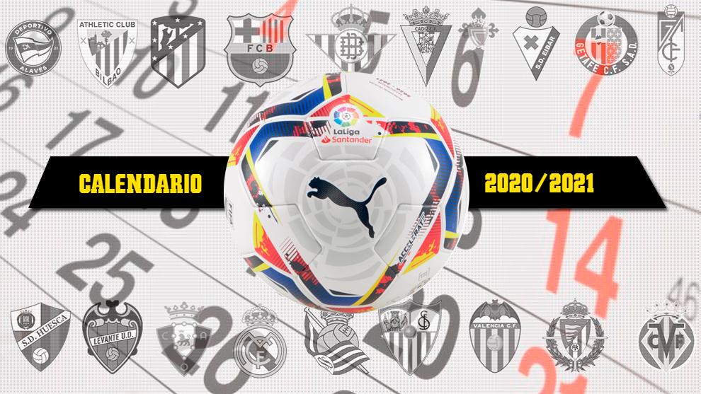 La Liga Confirms Spanish Football Schedule For Season Football Espana
