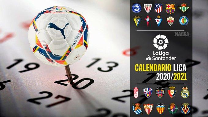 La Liga Fixture List Confirmed For Season Football Espana