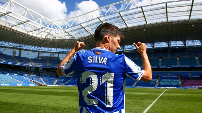 David Silva tests positive for Covid-19 following Real Sociedad unveiling