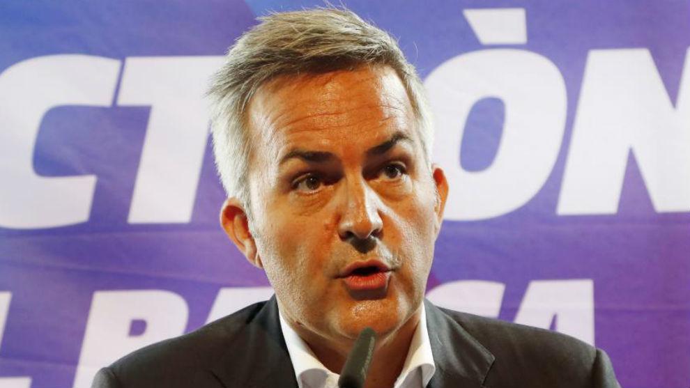 Returns of Xavi and Cruyff pledged by Barcelona presidential favourite -  Football Espana