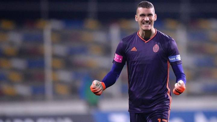 Lille eye Atletico Madrid stopper Ivo Grbic