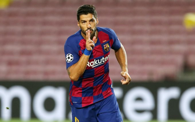 Atletico Madrid to rival Juventus for Barcelona star Luis Suarez