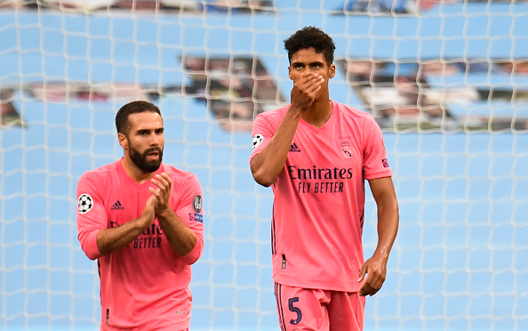 Watch: Raphael Varane gets Real Madrid back on level terms at Huesca