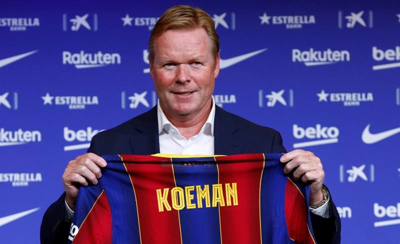 Barcelona: Boss Ronald Koeman has spoken honestly since appointment