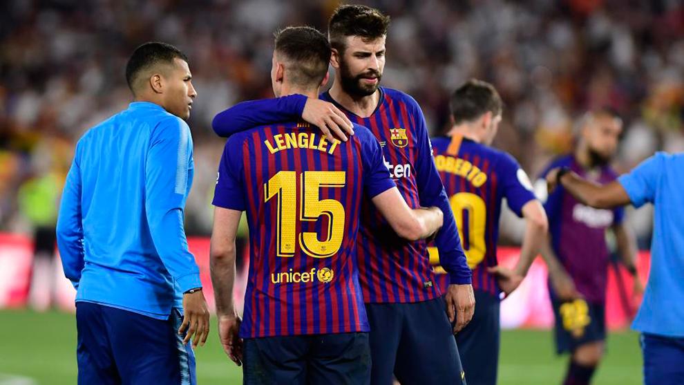 Defensive Concerns For Barcelona Ahead Of Atletico Madrid Trip Football Espana