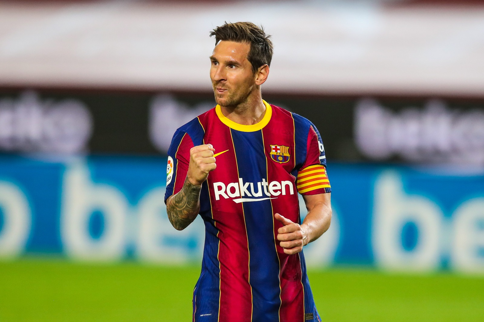 Lionel Messi accepts criticism from Barcelona boss Koeman - Football Espana