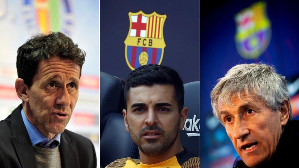 "Getafe striker on failed Barcelona move: ""That week was crazy"""
