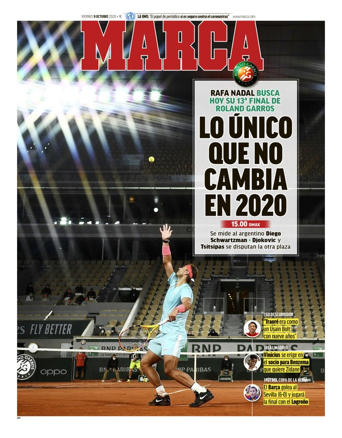 Today's Spanish Papers dominated by Adama Traore starring for Spain and Antoine Griezmann's Barcelona challenge - Football Espan