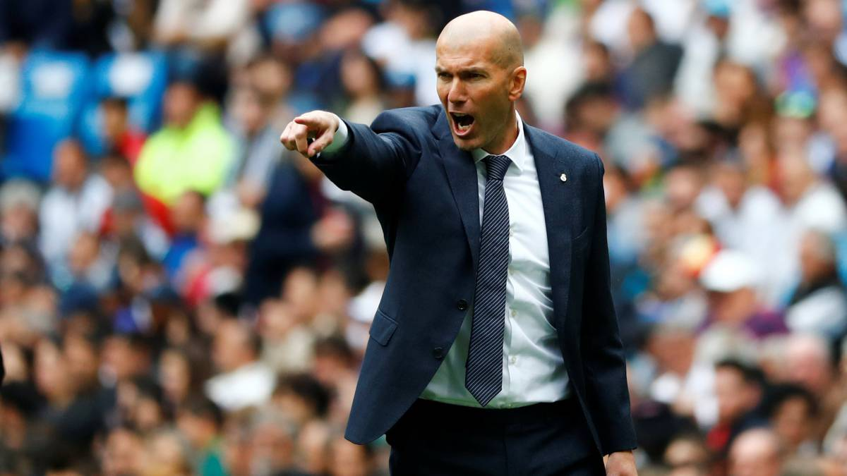 Zinedine Zidane facing slew of absences ahead of difficult assignment at Villarreal