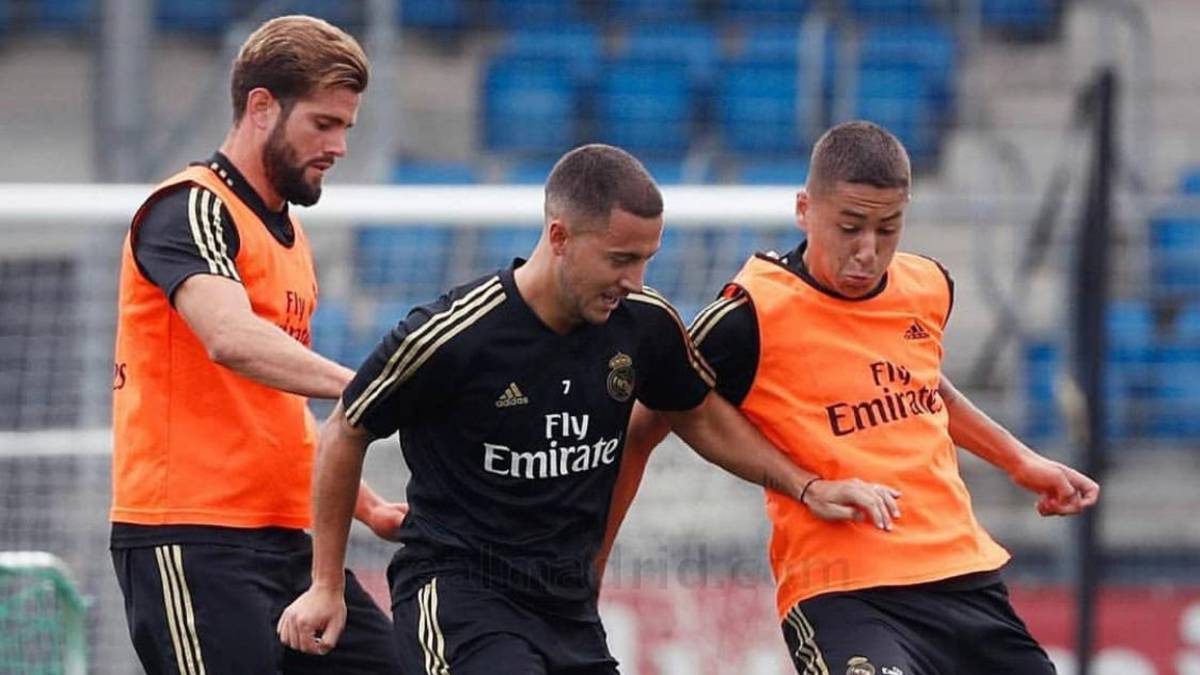 The teenage winger hoping to make his Real Madrid debut against Villarreal