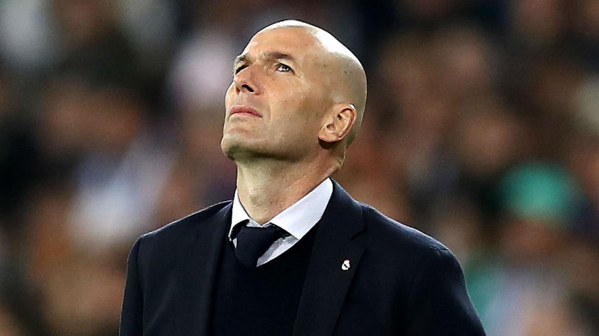 Reticent Zinedine Zidane doesn't give much away post-Villarreal