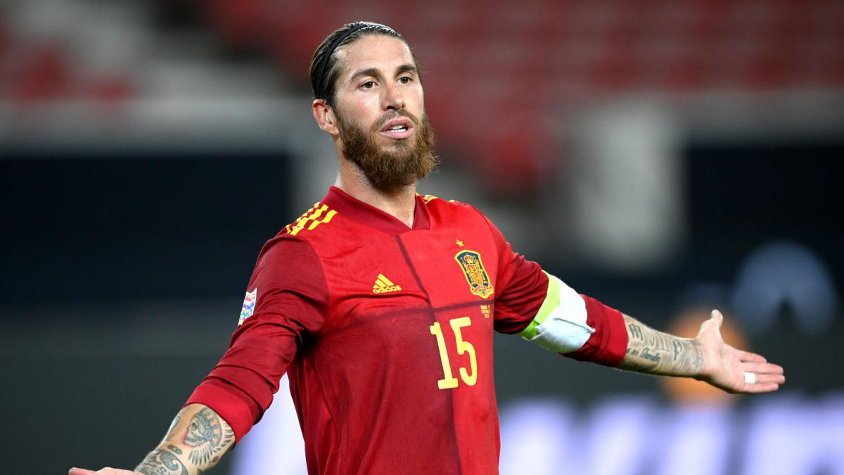 Real Madrid: Sergio Ramos out of key games with hamstring injury