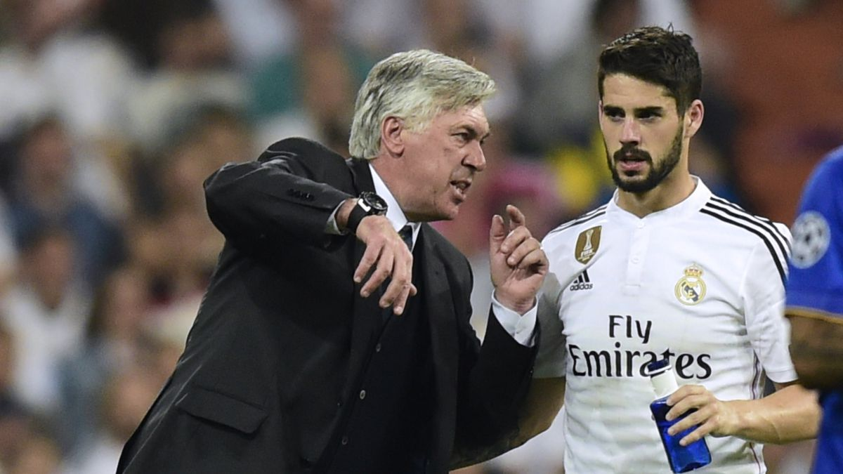 Isco prepared to leave Real Madrid in January window