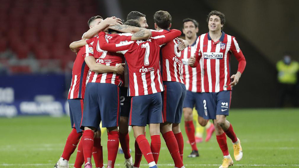 Atletico Madrid S Incredible Form Ahead Of Real Madrid Derby Clash Football Espana