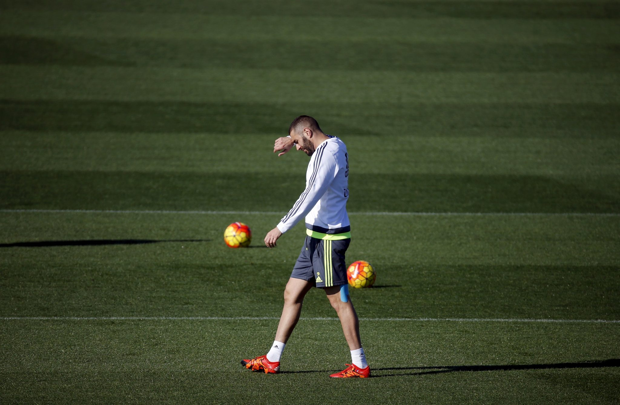 Karim Benzema ruled out of Real Madrid trip to Inter