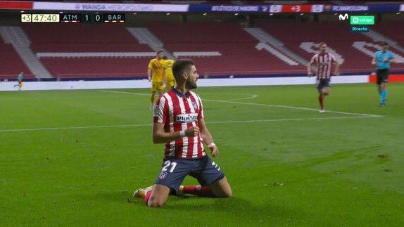WATCH: Marc Ter Stegen's error gifts Atletico Madrid opener against Barcelona