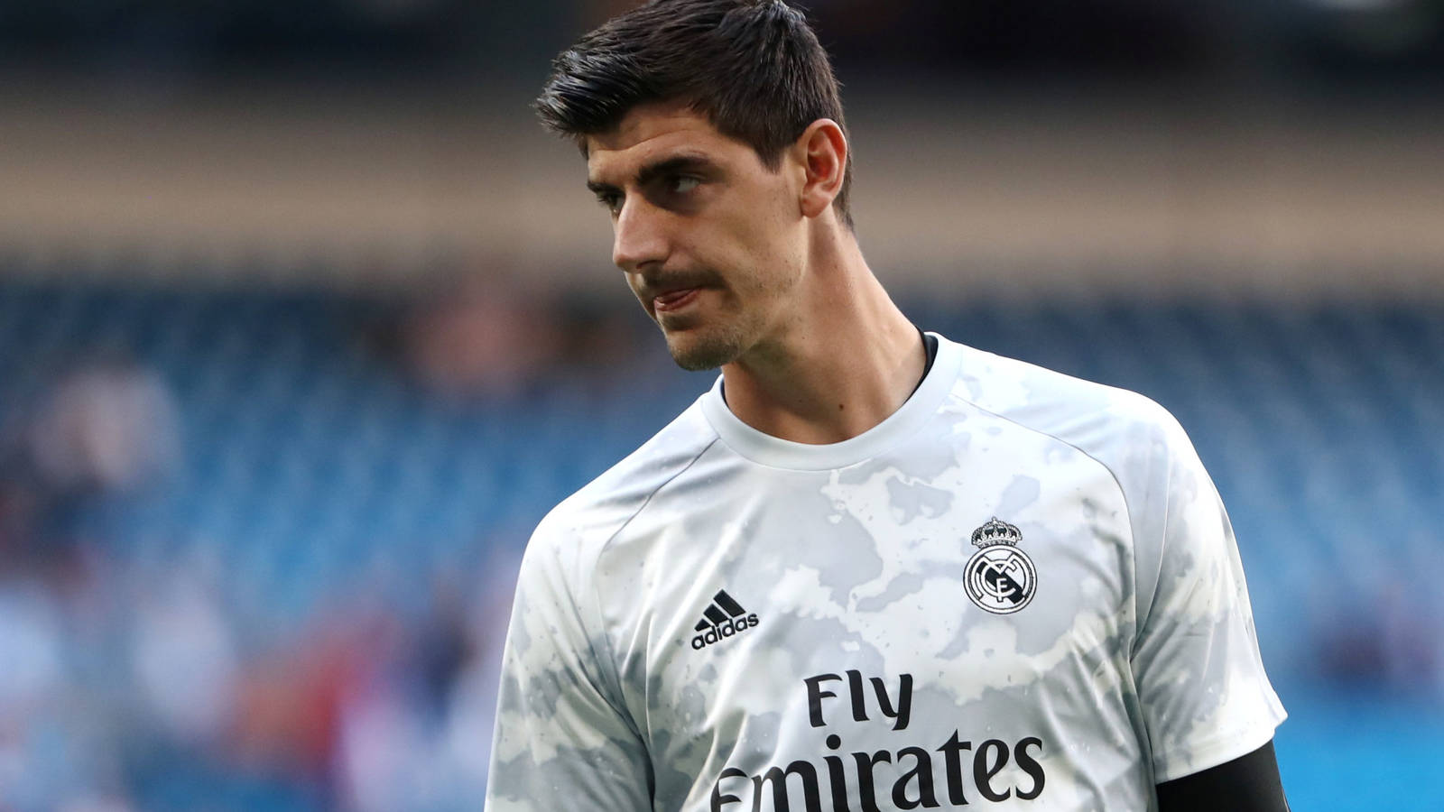 Thibaut Courtois frustrated by penalty drama in Real Madrid defeat to Valencia - Football Espana
