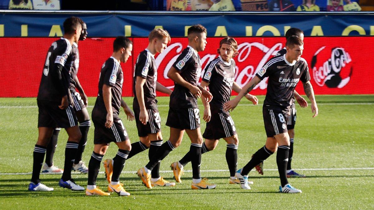 Video: Mariano gives Real Madrid the lead at Villarreal