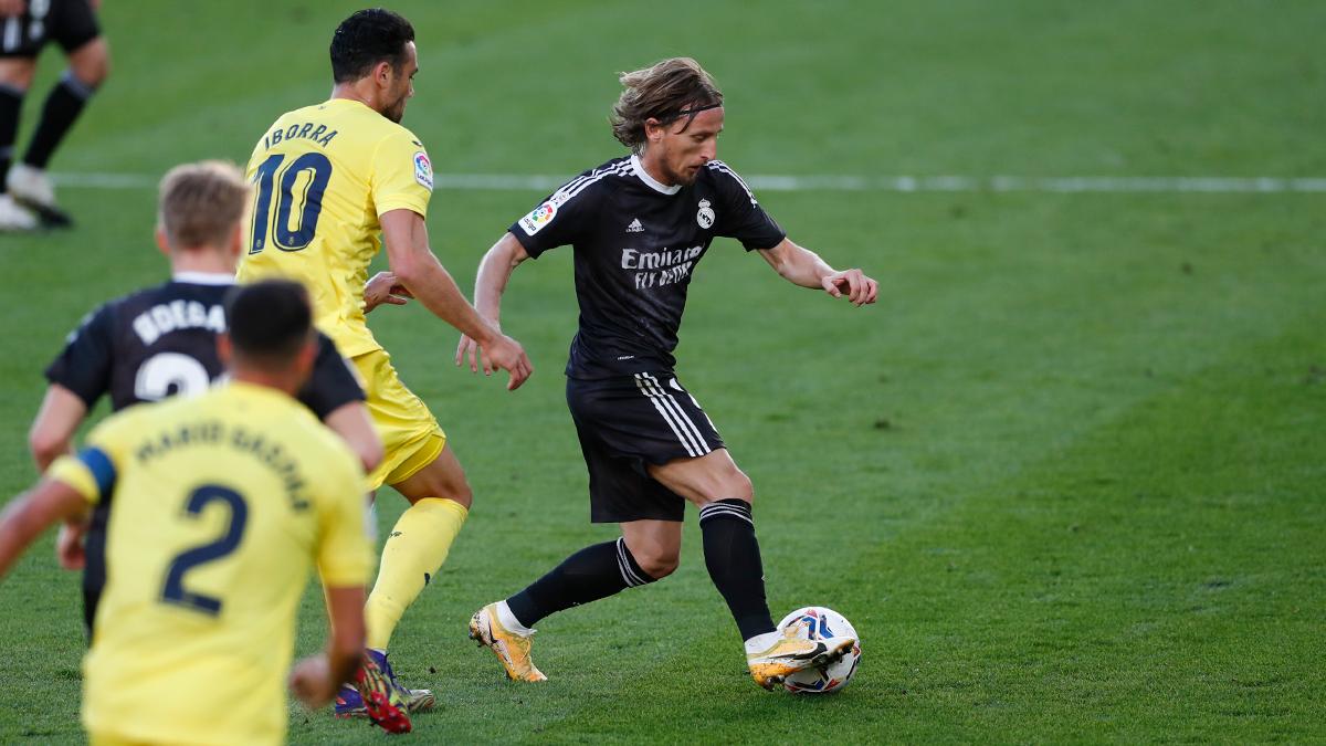 Stalemate at La Ceramica as Villarreal draw with Real Madrid