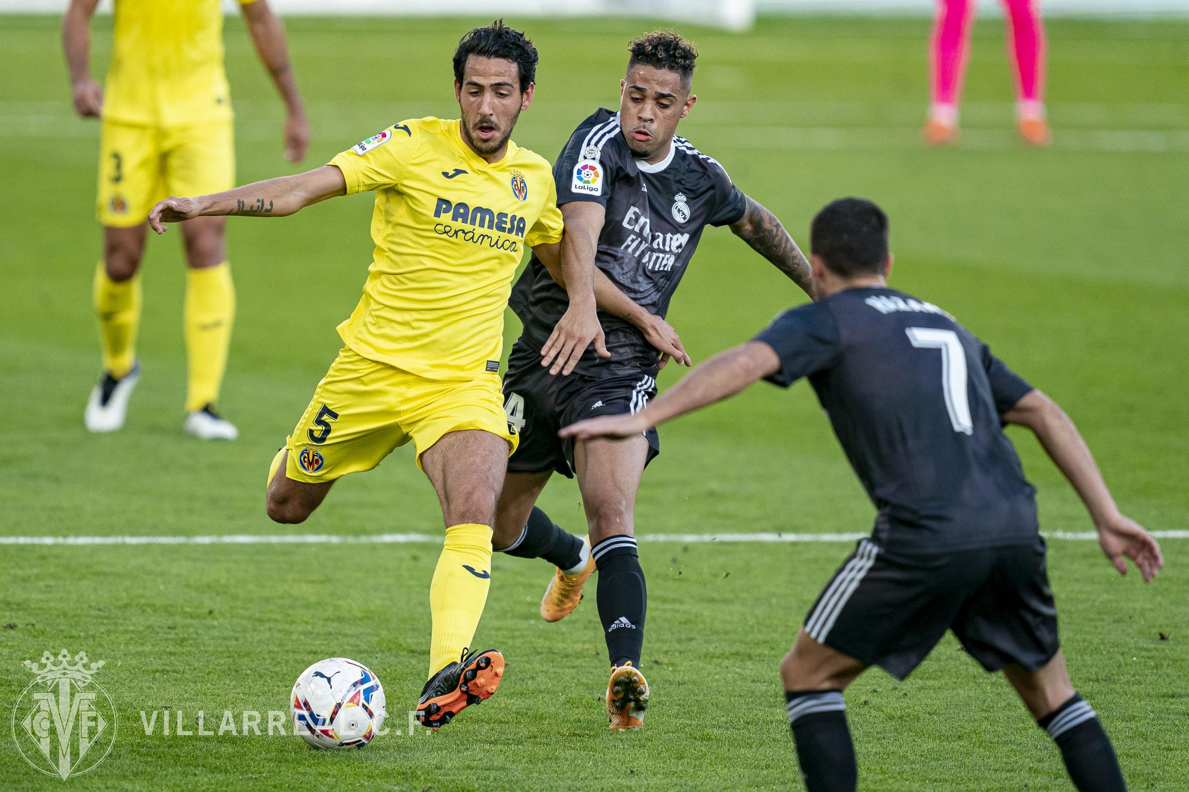 Video: Gerard Moreno equalises for Villarreal against Real Madrid