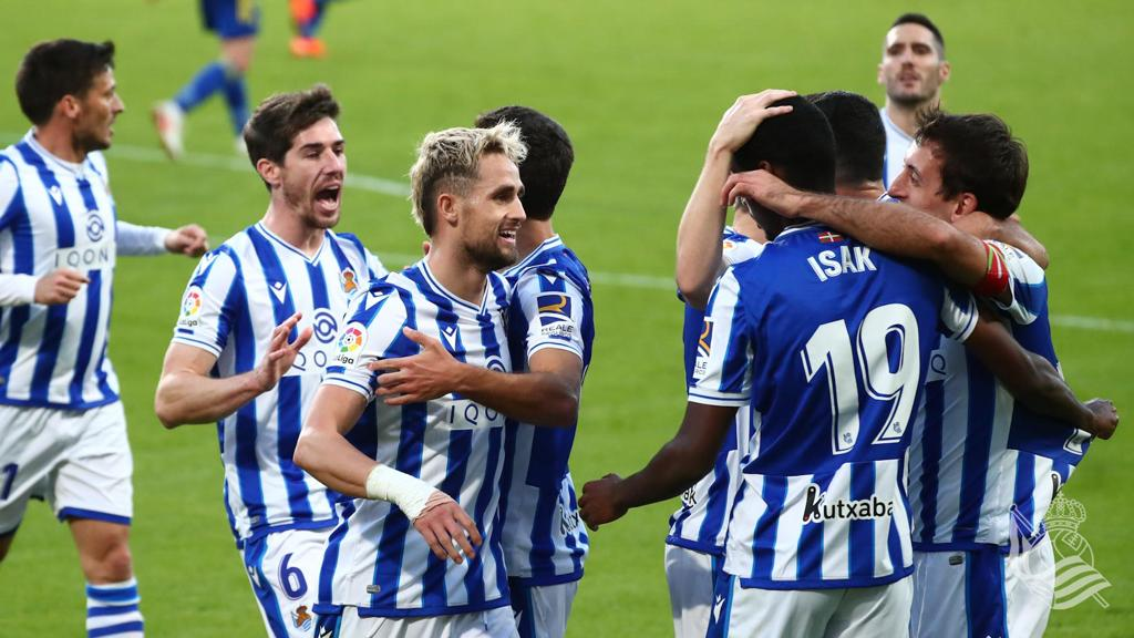 Real Sociedad's lighting start continues with victory at Cadiz