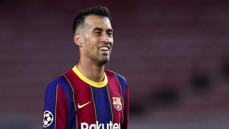 Barcelona midfielder Sergio Busquets to miss Champions League clash with Dynamo Kyiv - Football Espana