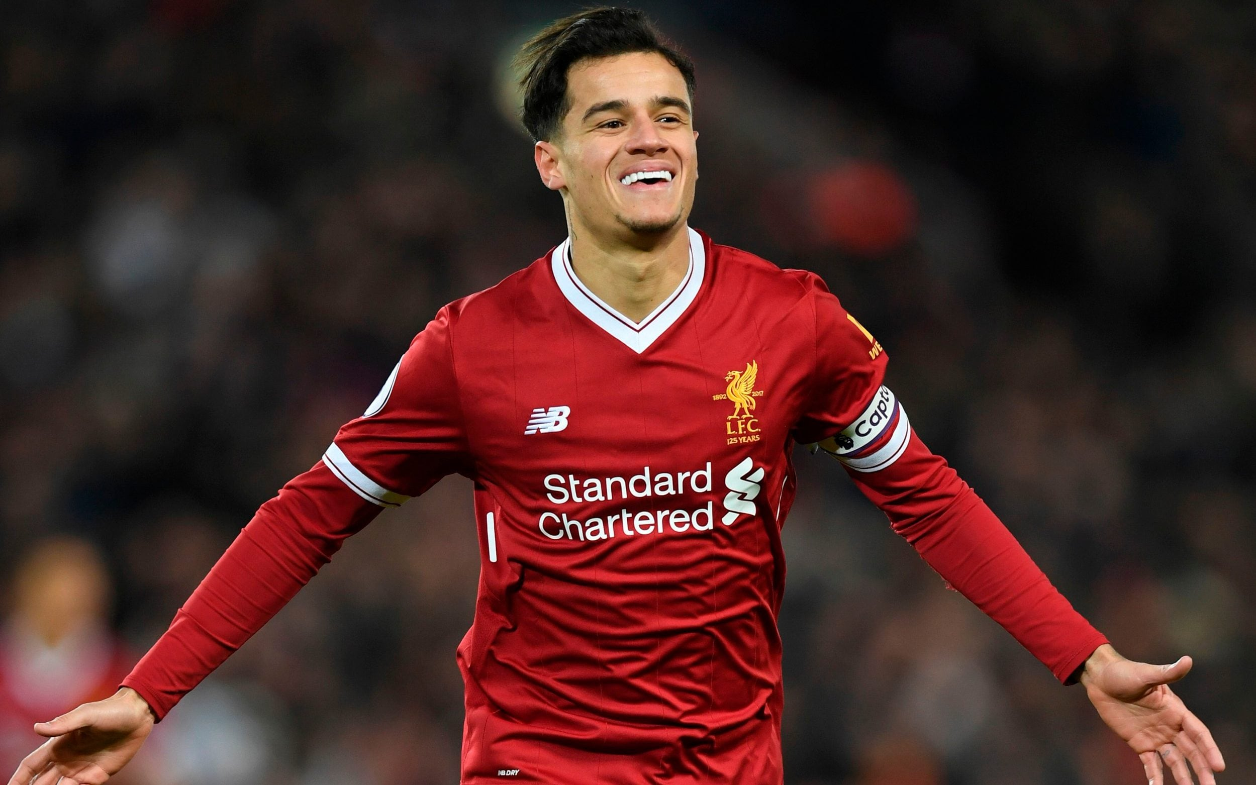 Liverpool fear missing out on €20m due to Philippe Coutinho injury - Football Espana