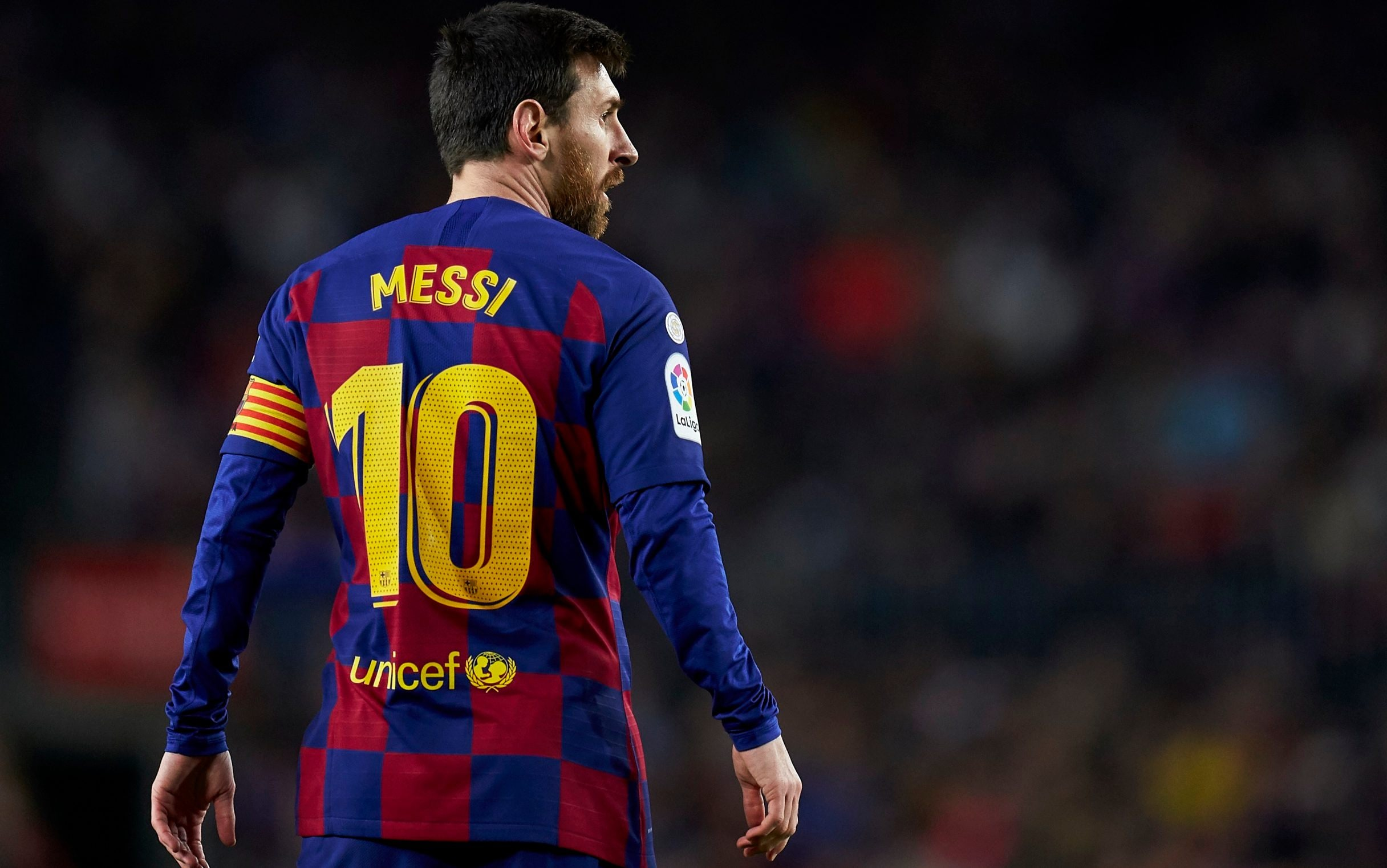 Ronald Koeman Barca Has Been Is And Will Always Be A Better Team With Lionel Messi Football Espana