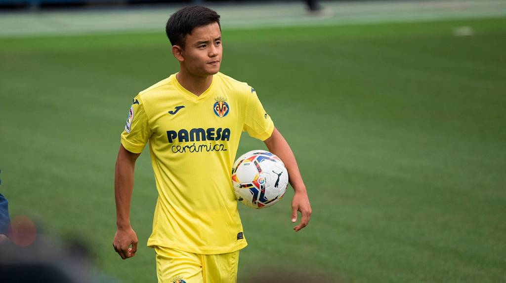 Take Kubo thinking of leaving Villarreal in January in search of minutes