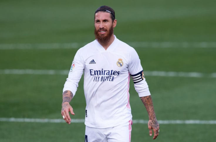 Real Madrid contract talks with Sergio Ramos completely stagnant -  stalemate over wages - Football Espana