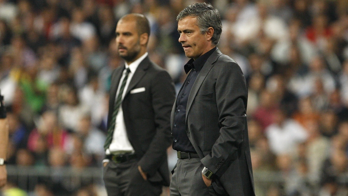 Pep Guardiola and Jose Mourinho bring the spirit of El Clasico to the Premier League