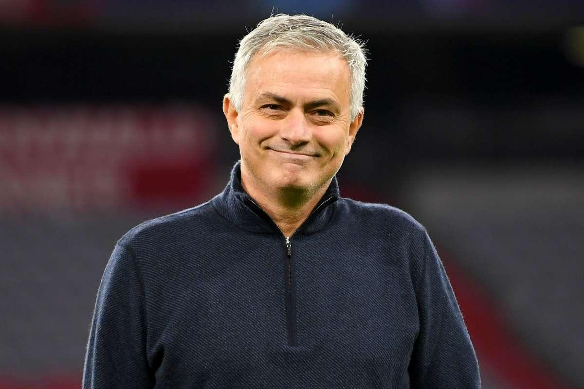 Jose Mourinho, Sergio Reguilon, a £500 bet and a leg of ham