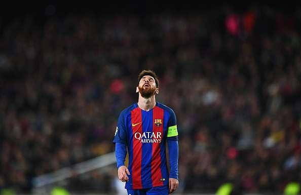 Watch: Lionel Messi misses penalty at Paris Saint-Germain that would have made it 2-1