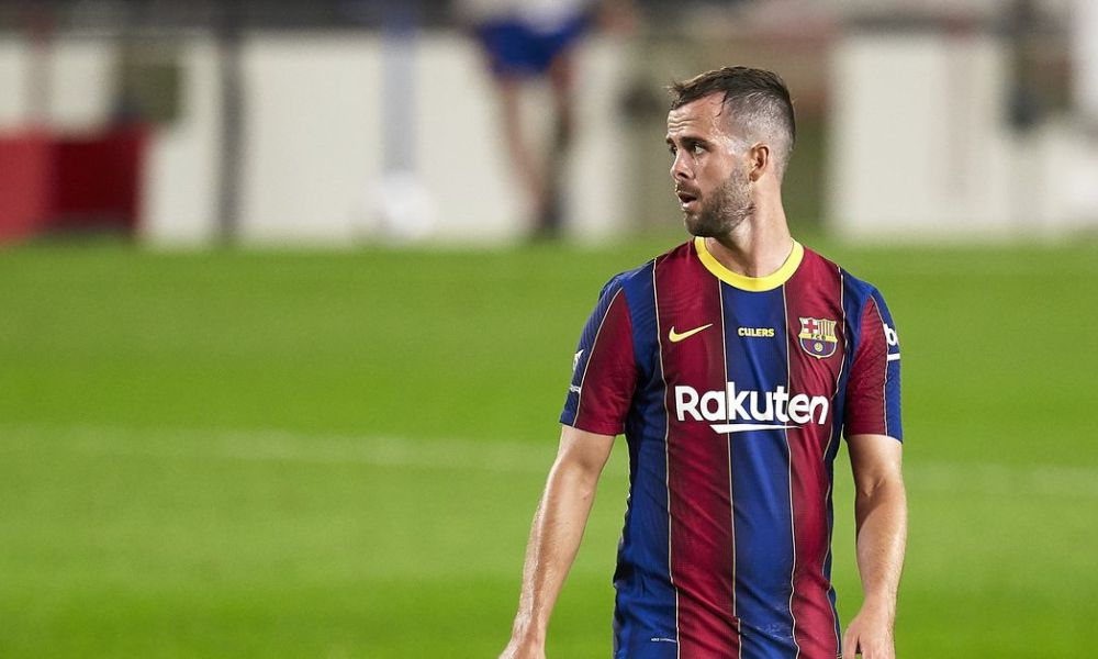 Juventus open to Miralem Pjanic and Aaron Ramsey swap deal with Barcelona -  Football Espana