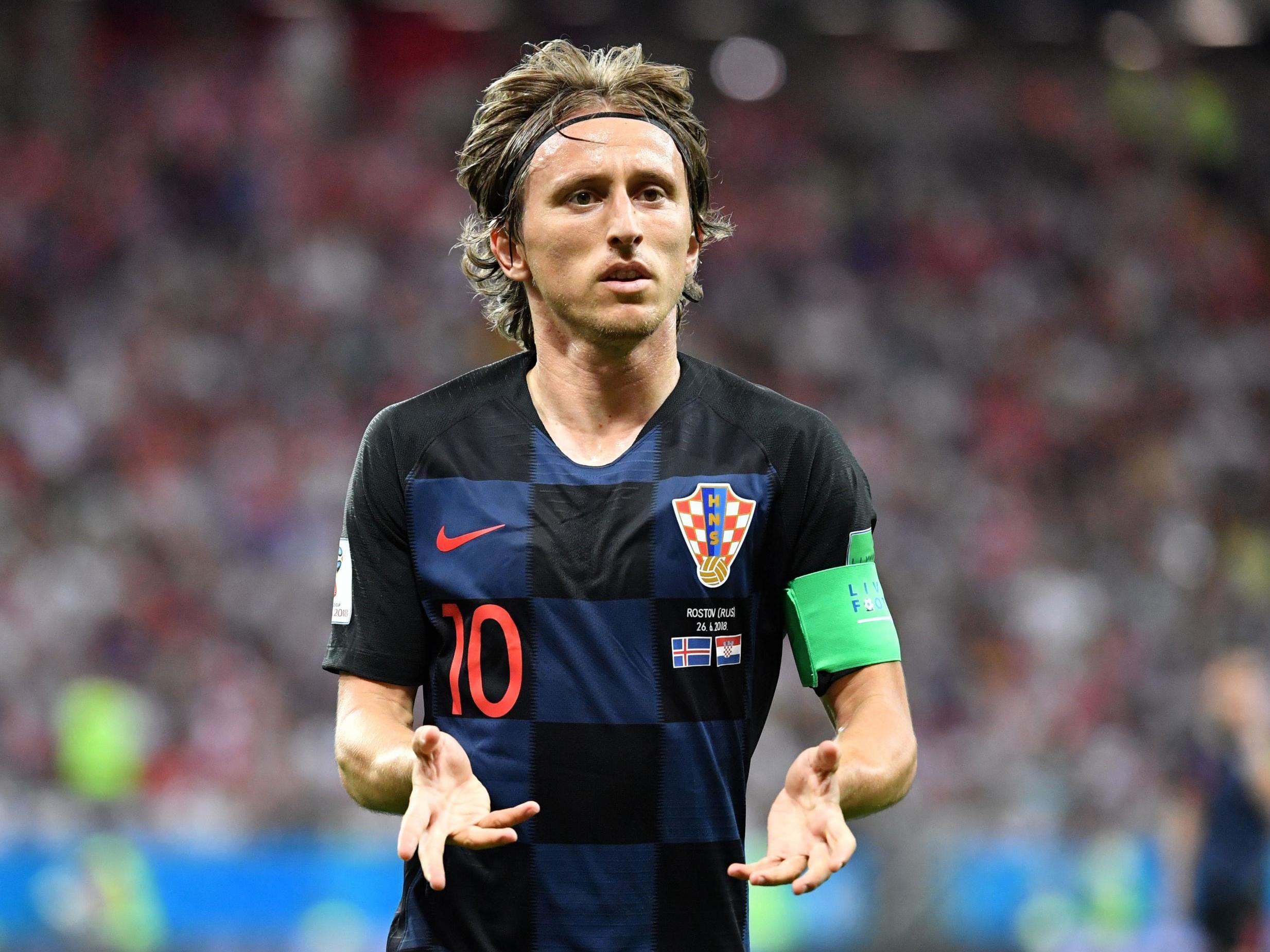 Luka Modric called up for World Cup duty with Croatia - Football Espana