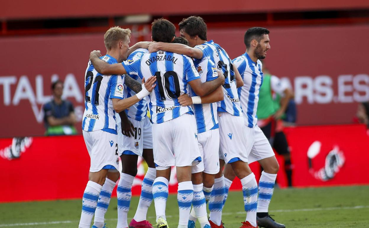 La Real Overtake Villarreal To Go Top Thanks To Home Victory Over Granada Football Espana