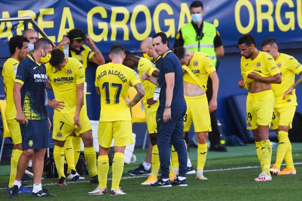 Villarreal boss Unai Emery wary of Real Madrid's threat