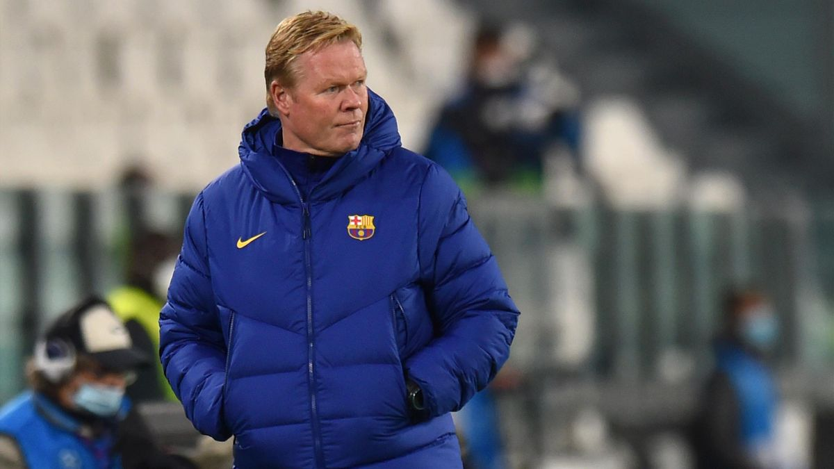Ronald Koeman's formation switch has transformed Barcelona to find their  true potential - Football Espana
