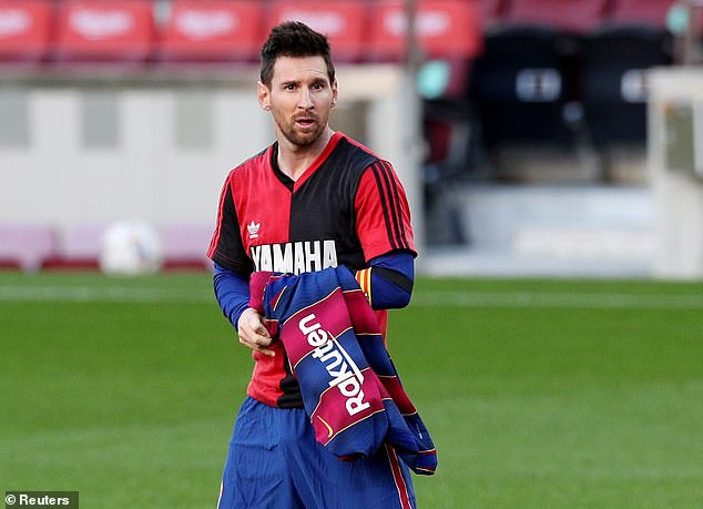 Barcelona and Lionel Messi lose appeal on goal celebration