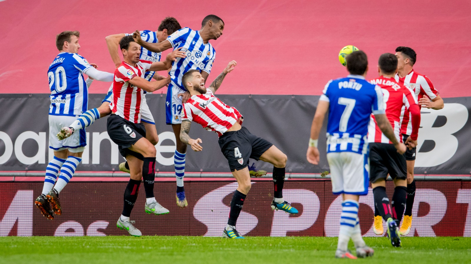 Spanish football morning headlines: Basque Copa final to be played without fans, Tusquets hits out at Laporta, De Jong on goalscoring run