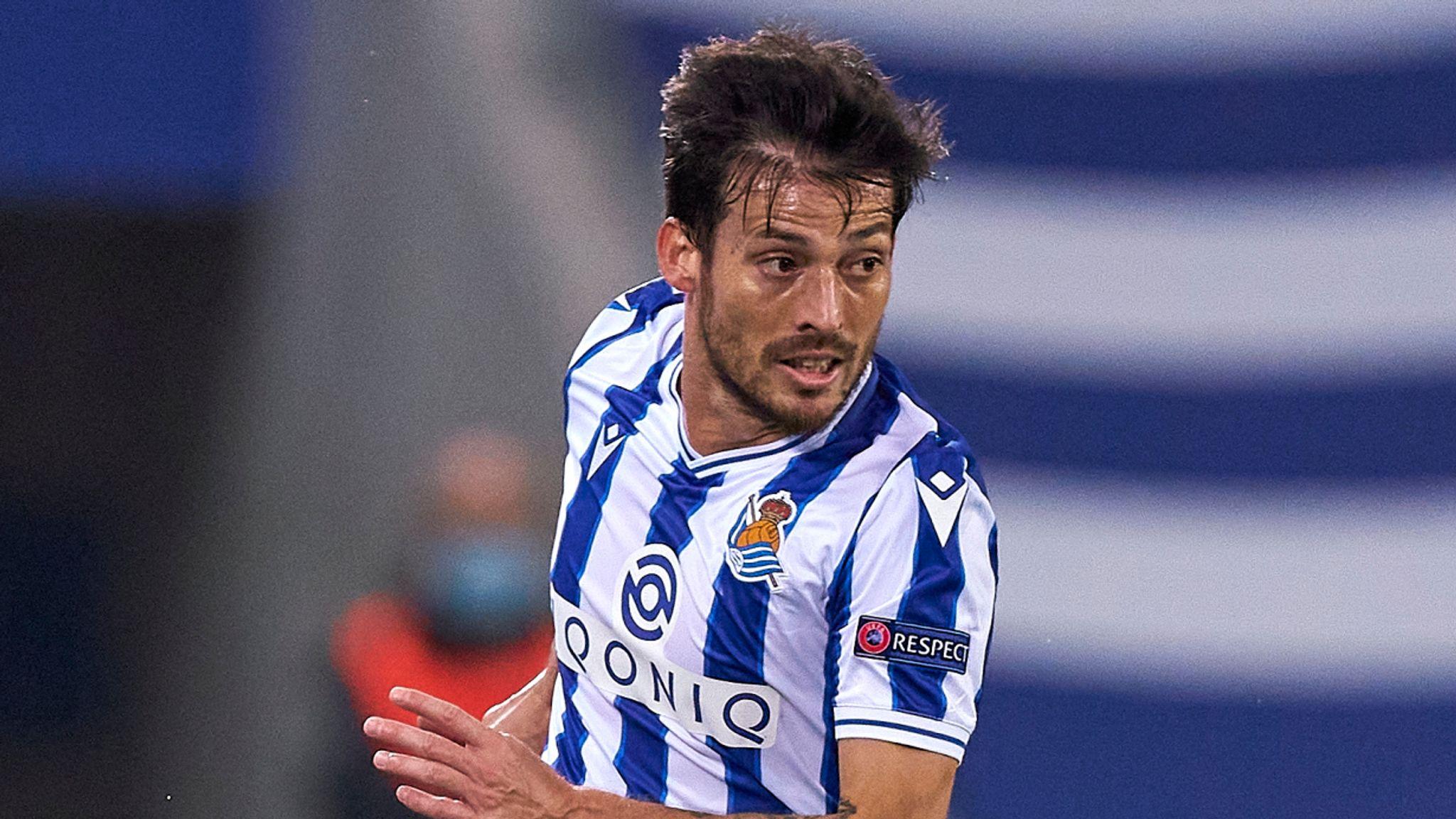 David Silva open minded on Real Sociedad future ahead of 2021/22