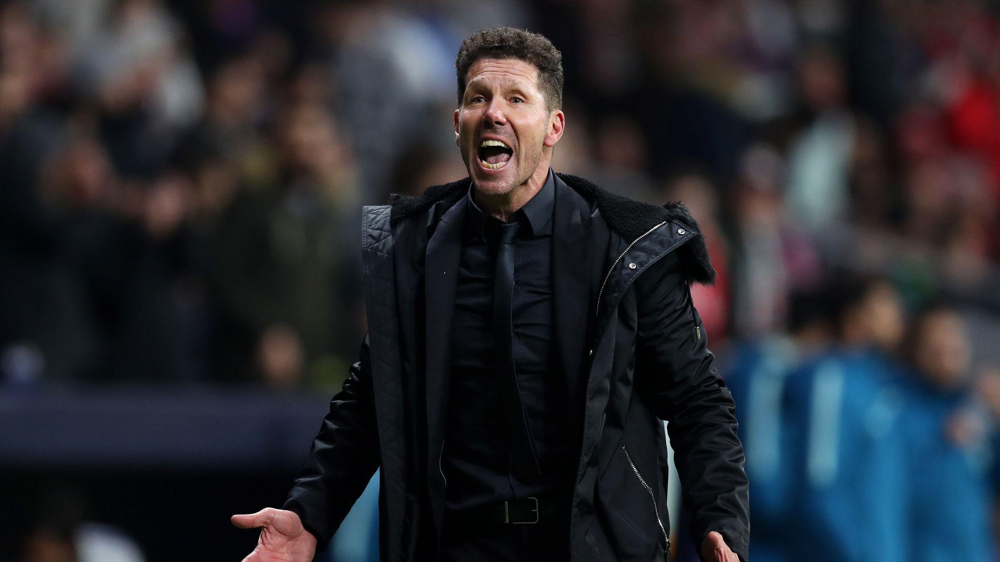 Atletico Madrid face La Liga title test at Real Sociedad