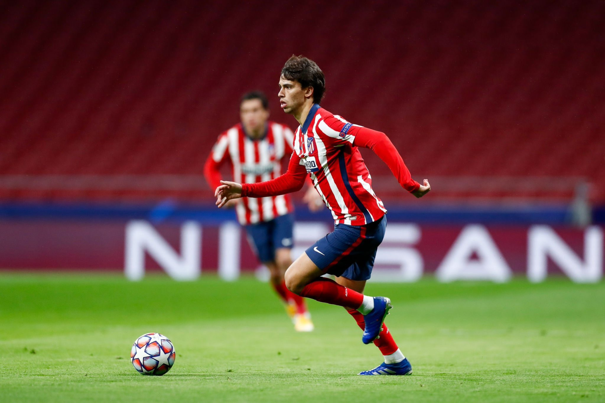 Atletico Madrid star Joao Felix tests positive for Covid-19