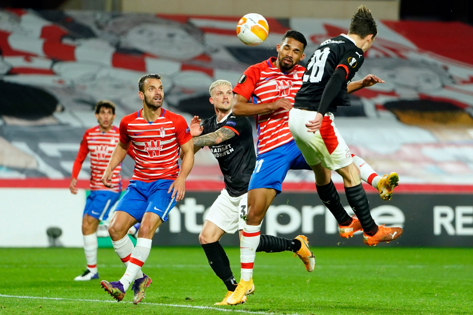 Granada Qualify For Europa League Knockout Stage Despite Losing To Psv Eindhoven Football Espana