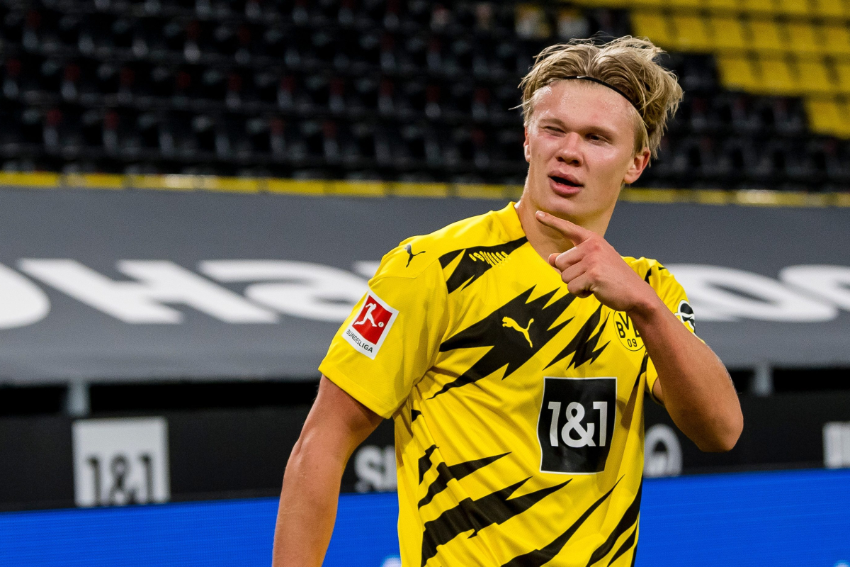 Erling Haaland Sends Another Little Wink To Real Madrid