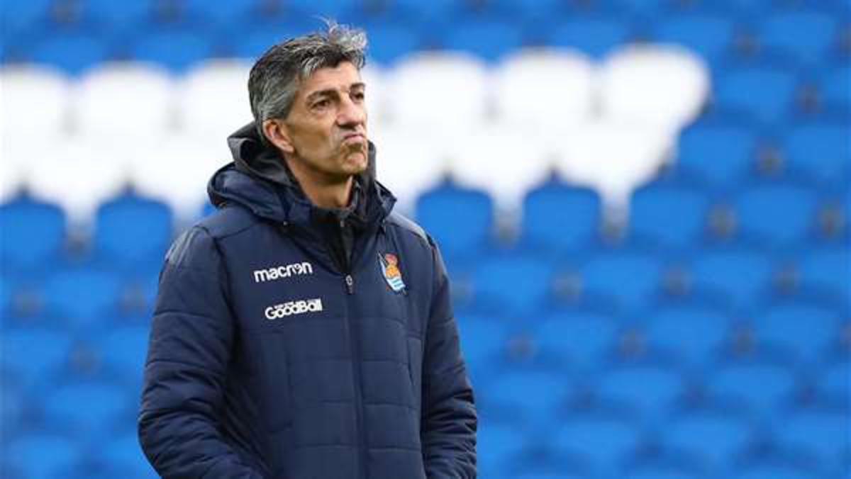 """Imanol Alguacil: """"It's been a long time since I saw such an aggressive Barcelona"""""""