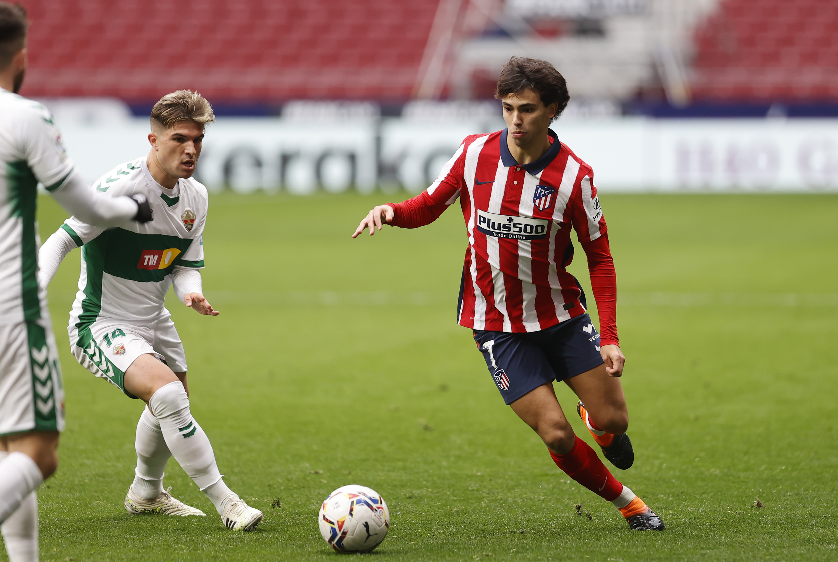 Atletico Madrid's Joao Felix passed fit to face Real Sociedad