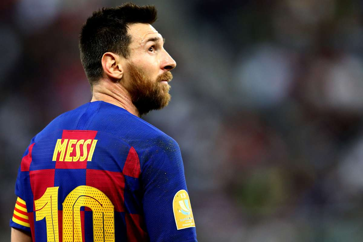 Spanish football evening headlines: Messi to miss Supercopa clash, Tebas hits out at Zidane, Garcia agrees contract with Barcelona
