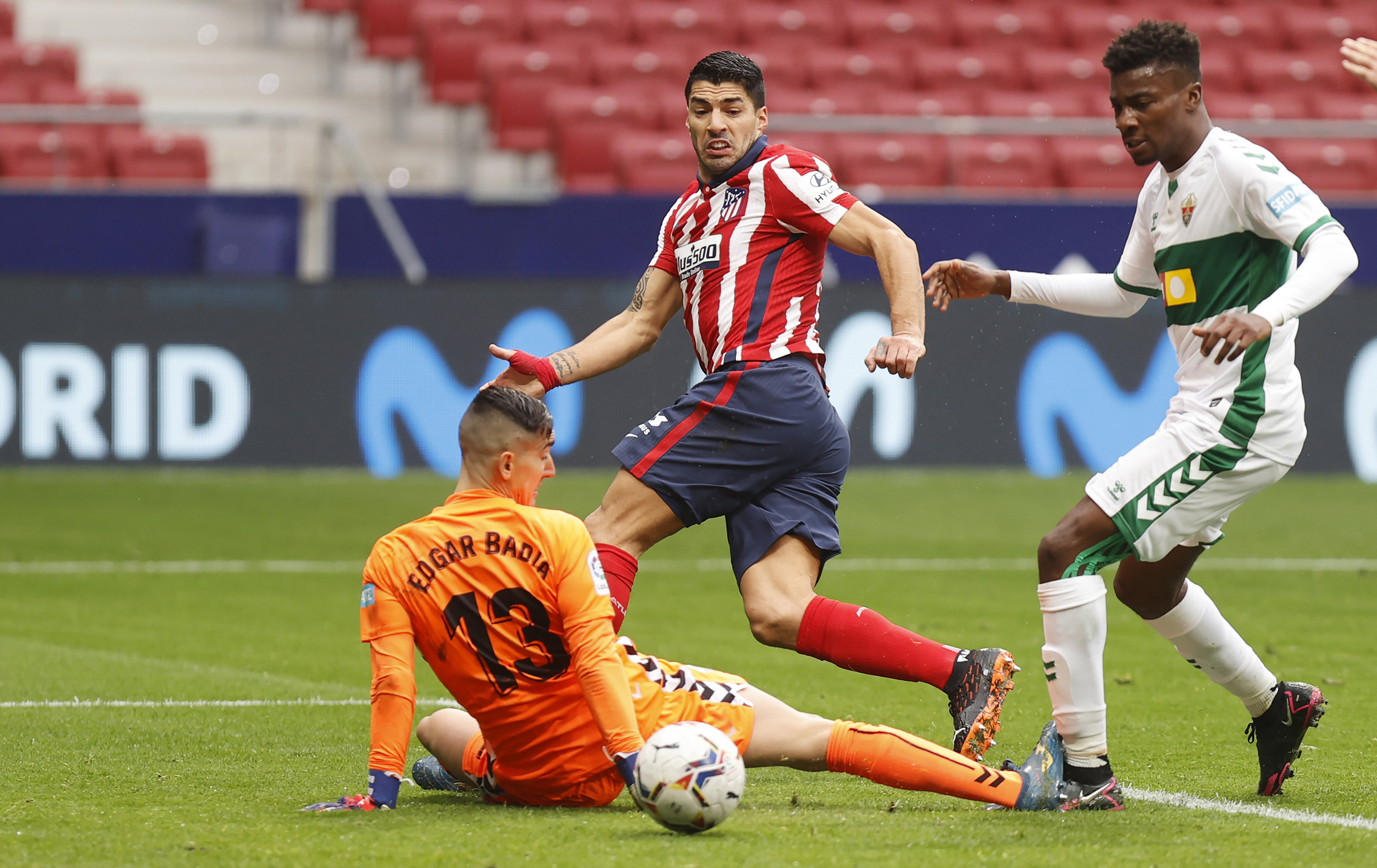 Atletico Madrid bounce back from Madrid derby defeat with 3-1 victory over  Elche - Football Espana