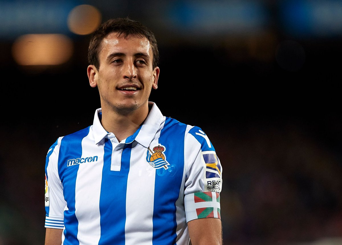 Real Sociedad star forward set to miss Manchester United clash